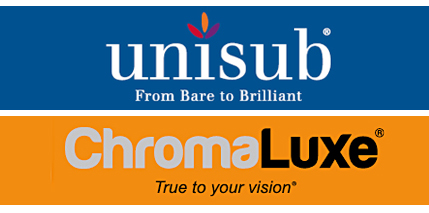 Unisub® & ChromaLuxe®: Sublimationsdruck in High Definition Qualität