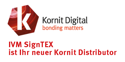 Digitaler Textildruck: IVM SignTEX ist Kornit- Partner