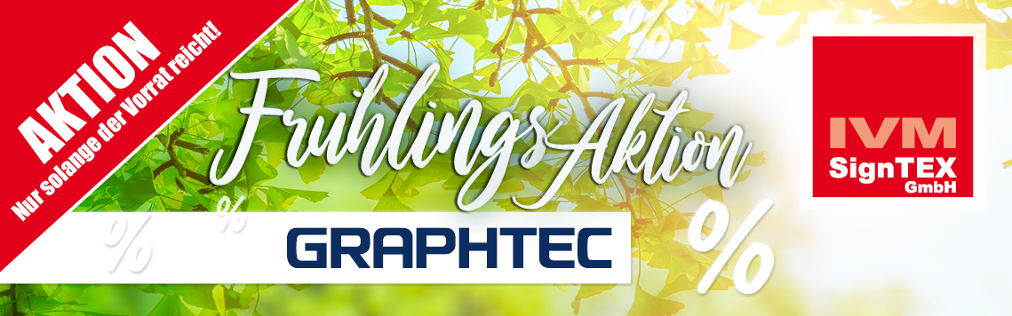 Frühlings-Aktion: Graphtec Bundle