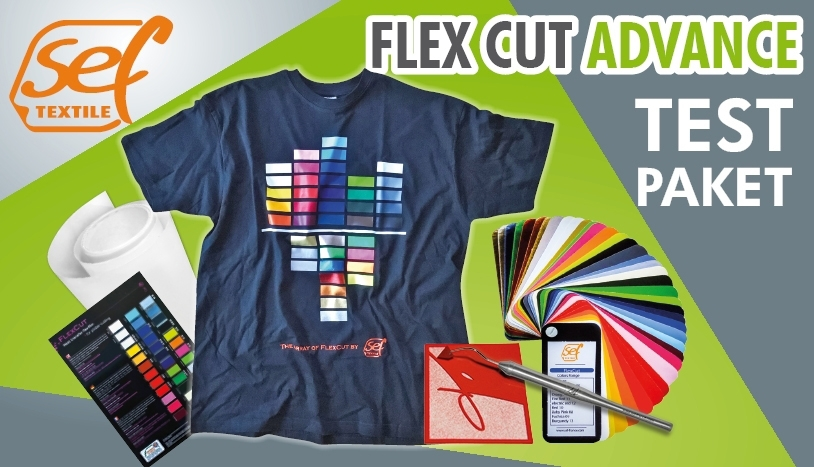 Sef FLEX CUT ADVANCE Testpaket